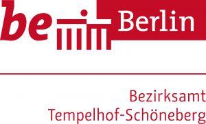 Logo Bezirksamt Berlin Tempelhof-Schöneberg