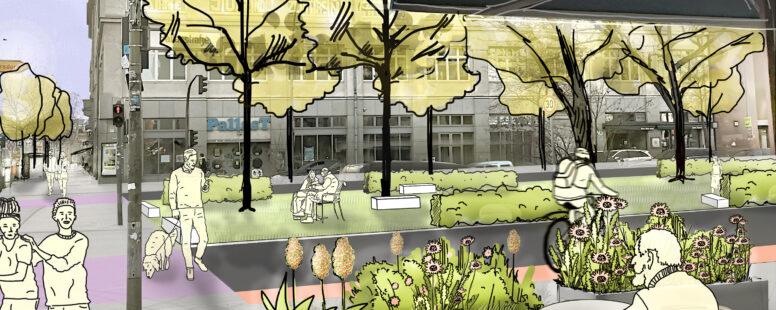Der Fußgängerverkehr als Ausgangspunkt für lebendige Städte