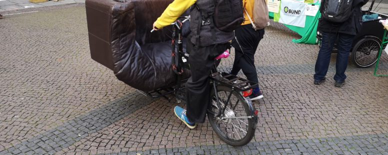 Wie können Lasten ohne eigenes Auto transportiert werden?