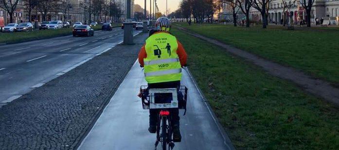 Radchallenge Fahrradzählstellen